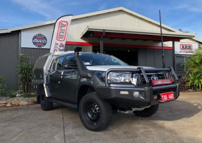 Toyota Hilux Full Fitout: Just Gotta Ask!